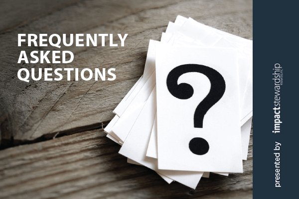 Frequently asked questions for a church capital campaign